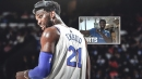 Joel Embiid wants every girl to 'taste the process'