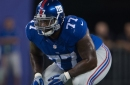 Does John Jerry have a place on 2018 Giants?