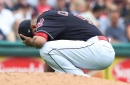 Cleveland Indians place Carlos Carrasco, Tyler Olson on 10-day disabled list, recall Shane Bieber, Evan Marshall
