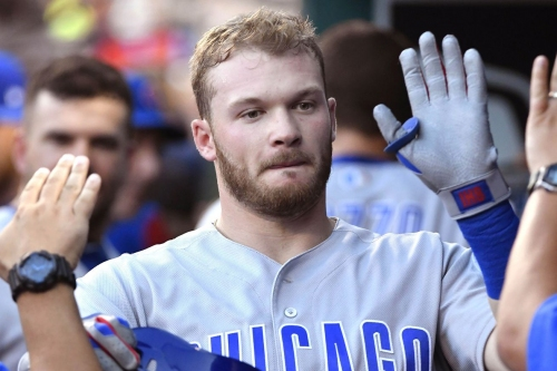 2018 Cubs Heroes and Goats: Game 67