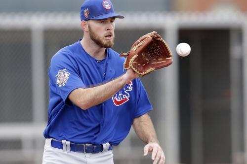 Some players the Cubs could swap for international signing money