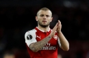 Report: Crystal Palace join race to sign Arsenal midfielder Jack Wilshere