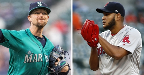 Mariners vs. Red Sox: Live updates as M's, Mike Leake look to take three of four from Boston