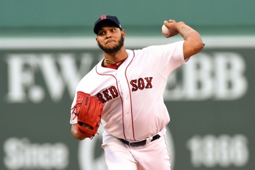 Red Sox at Mariners Lineups: Eddie and the Sox go for a split