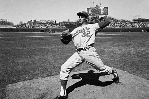 Cubs historical sleuthing: Sandy Koufax edition
