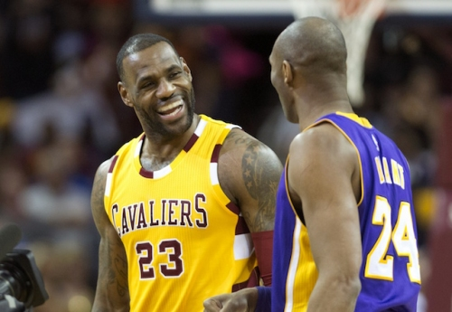NBA Free Agency News: Kobe Bryant Calls Cavaliers Ideal Fit For LeBron James