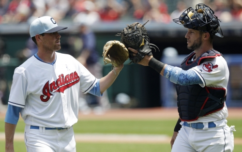 Cleveland Indians rookie Shane Bieber earns first big-league win, 4-1, against Minnesota Twins