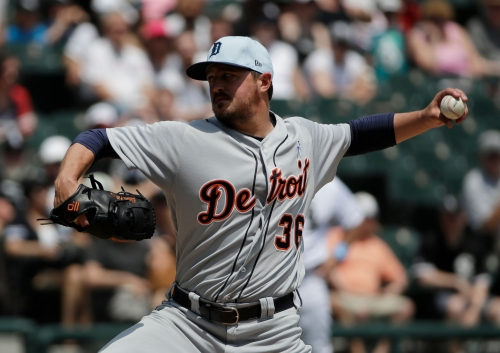 Detroit Tigers win fifth straight, complete sweep of White Sox, 3-1