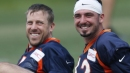 Broncos QB Paxton Lynch 'really excited' to learn from veteran starter Case Keenum