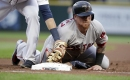 Brock Holt at second base, Christian Vazquez catching for Boston Red Sox in finale vs. Mariners