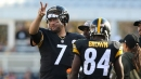 Steelers QB Ben Roethlisberger cares more about winning Super Bowls than his contract