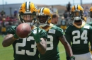 Packers release complete schedule for 2018 Training Camp