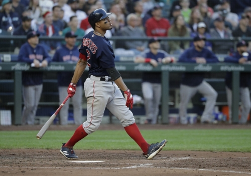 Three-homer barrage gives Boston Red Sox 9-3 win in series finale vs. Mariners