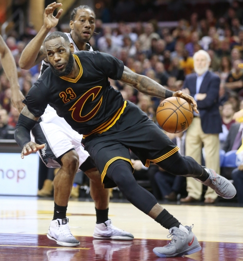 Cleveland Cavaliers Scribbles: Kwahi, the draft, the roster -- Terry Pluto