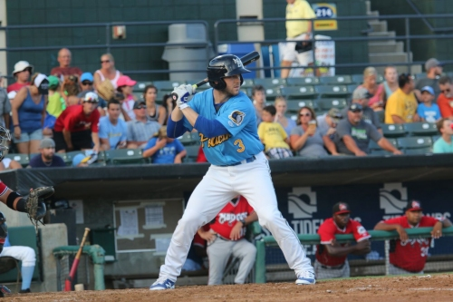 Minor League Wrap: Ian Rice hits walk-off home run for the second time in three days!