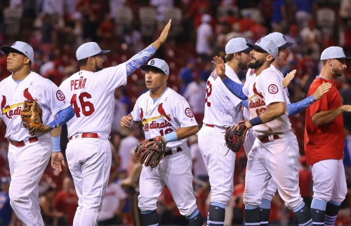 'Pen authors a win for Cardinals, who salvage series finale vs. Cubs