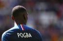 Paul Pogba speaks out on his future following talks with Samuel Umtiti and Paolo Dybala