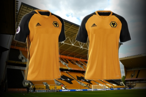 This is when Wolves' Premier League kit will be revealed