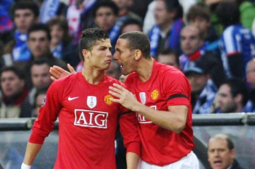 How Manchester United great Rio Ferdinand left Cristiano Ronaldo 'so upset'