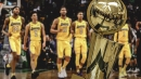 Sportsbook has Lakers with the second best odds to win title