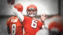 Browns rookie QB Baker Mayfield has a 'long way to go' to 'unseat' Tyrod Taylor as starter