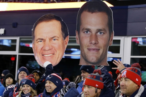 New England Patriots links 6/18/18 - More 'Brady: The end is near' dissections? Just kill me now