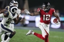 Bucky Brooks on Falcons wide receivers:'They have everything that you could want'