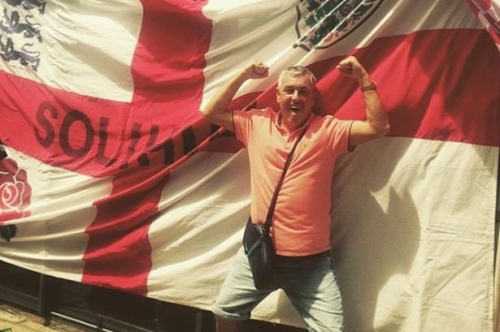 You must listen to this Brummie dad's England World Cup 2018 song