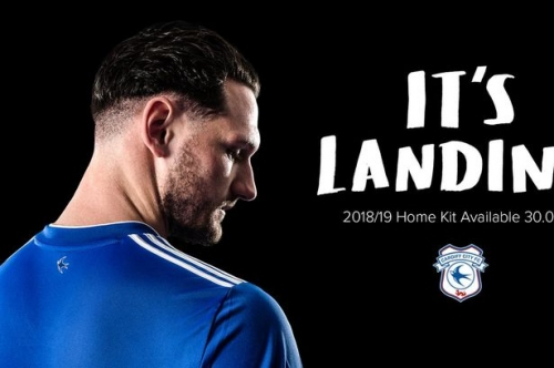 A teaser for Cardiff City's new kit just dropped and people are already loving one new detail