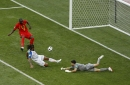 Bélgica golea 3-0 a Panamá con doblete de Lukaku