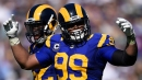 Rams DT Aaron Donald wants to 'reset the market for non-quarterback players'