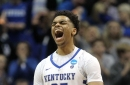 The latest on PJ Washington's recovery from finger surgery