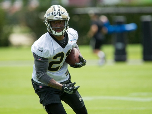 Back in New Orleans again, Patrick Robinson adjusting to nickel role in more aggressive Saints defense