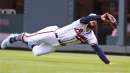 Braves' Markakis now leading vote-getter among NL All-Star outfielders