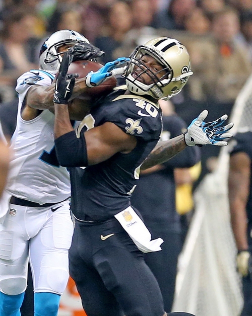 Former Saints DB Delvin Breaux signs 1-year CFL deal: Report