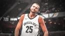 Report: Grizzlies receiving interest in No. 4 pick, Chandler Parsons