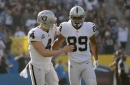 Raiders Madden 19 ratings have been leaked and some are pretty questionable
