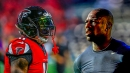 Falcons are 'uneasy' with the Julio Jones-Terrell Owens relationship (Report)