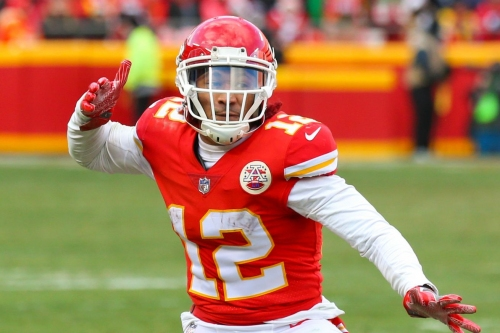 Former Chiefs WR Albert Wilson shares high praise for both Alex Smith and Patrick Mahomes