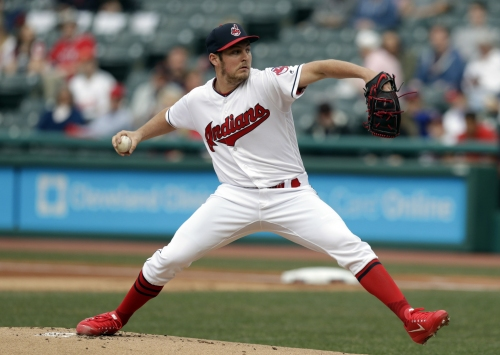 Cleveland Indians vs. Chicago White Sox lineups for Monday, Game 71