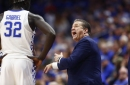 Calipari talks NBA stock of Wenyen Gabriel, who's actually in one mock draft