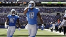 Lions WR Golden Tate believes Kenny Golladay has a chance to be 'dominant'