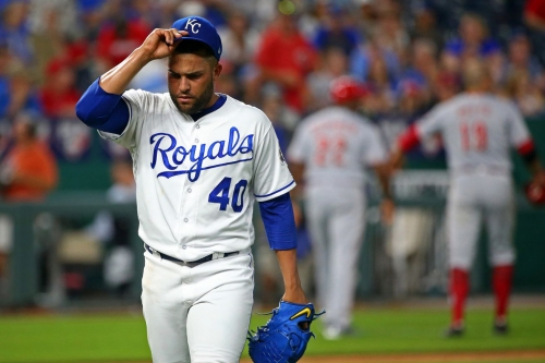 Kansas City Royals trade Kelvin Herrera to Washington Nationals