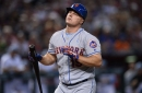 Jay Bruce scratched Monday as sore hip continues to bother slumping Mets' OF