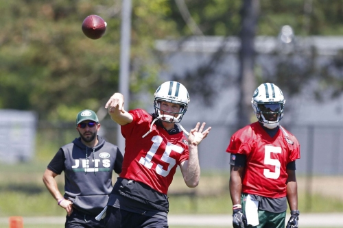Jets announce training camp practices open to public
