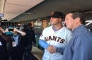 Top draft pick Joey Bart hopes to catch on quickly for Giants
