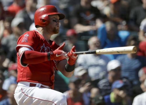 Angels' Kole Calhoun saw DL stint as a welcome mental, physical breather