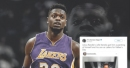 Lakers rumors: Julius Randle's Father's Day gift hints at his potential future