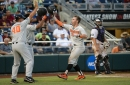 College World Series: Tyler Malone and Kyle Nobach Talk About Their Big Performances Against Washington