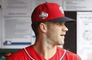 NYY News: Harper, shave those sideburns!